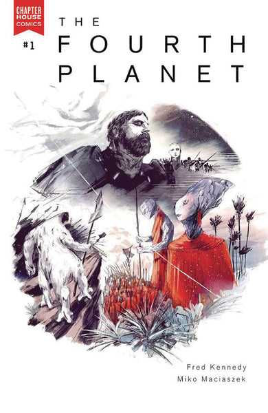 The Fourth Planet #1 (cover A)