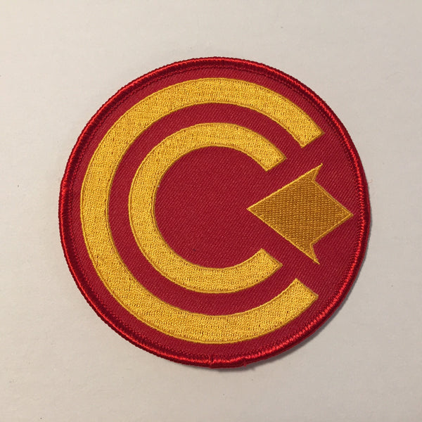 New Captain Canuck CC Logo Patch