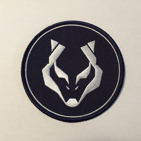 Blue Fox Patch