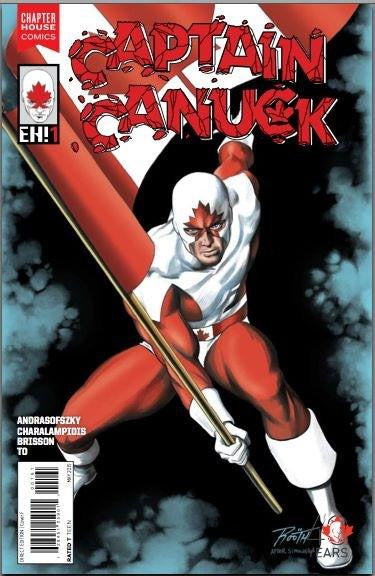 Captain Canuck #1 (Cover F by Mike Rooth, EH! Variant)