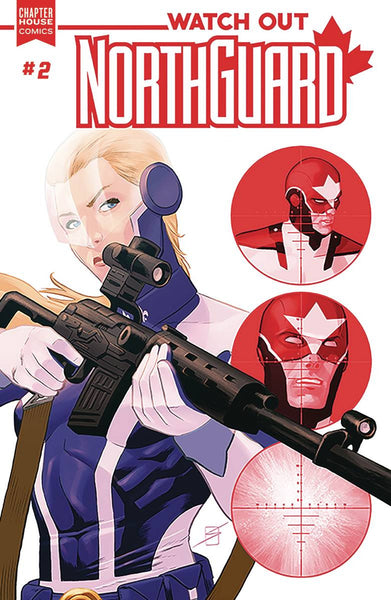 Northguard #2 Cover A - Ron Salas