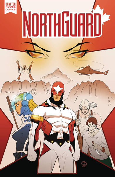 Northguard #2 Cover B - Eric Vedder