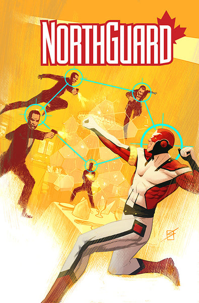 Northguard #3 Cover A - Ron Salas