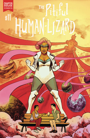 The Pitiful Human-Lizard #11 Cover A - Loo