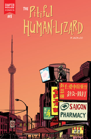 The Pitiful Human-Lizard #1 (Cover C by Jason Loo)