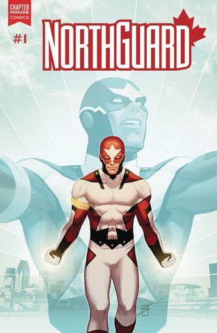 Northguard #1 Cover A - Ron Salas