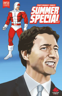 The Chapterhouse 2016 Summer Special - Trudeau cover A