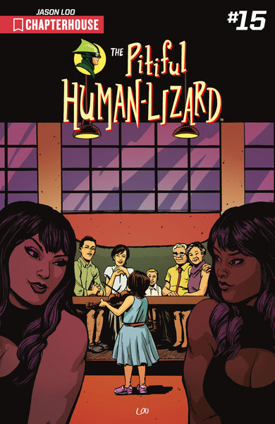 The Pitiful Human-Lizard #15
