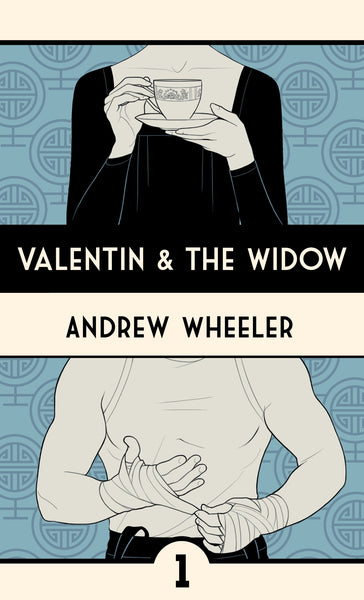VALENTIN & THE WIDOW — VOLUME ONE: THE MANDRAKE MACHINE / THE FLOWERS OF MRS MOORE
