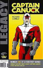 Captain Canuck Legacy #1 (2006)