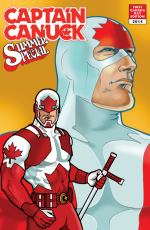 Captain Canuck 2014 Summer Special - Richard Comely Variant