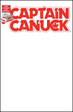 Captain Canuck 2014 Summer Special - Sketch Cover Variant
