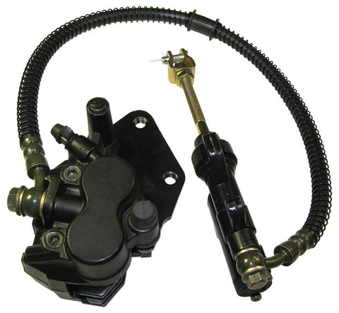 Rear Twin Pot Hydraulic Brake