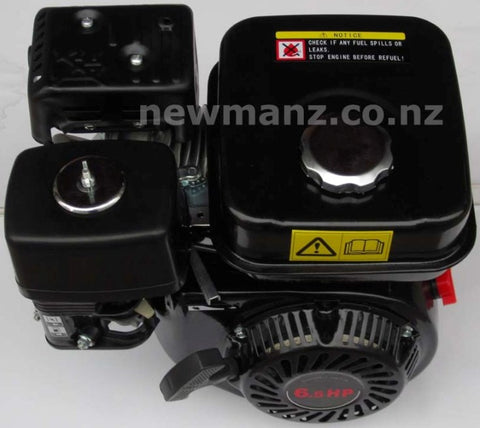 Go Cart 6 5HP OHV 200cc engine (automatic gearbox)