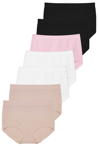 best underwear for apple shape australia full cotton rich brief lightly smooths your body line while providing light support stretchy and comfortable fit for everyday wear wardrobe must have save now with this value set of three undies