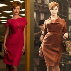 How to get an hourglass figure like Joan from Mad Men