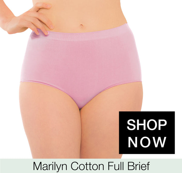 Shop Marilyn Cotton Full Brief