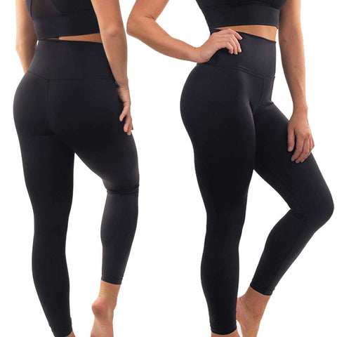 Sports leggings in Black