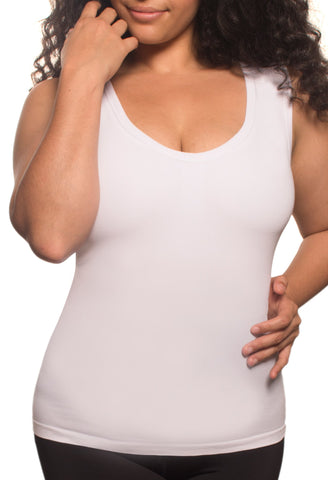 Curvy Bamboo Tank Top Set