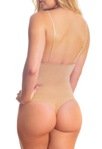 Open Bust Upper Arm and Back Shaper