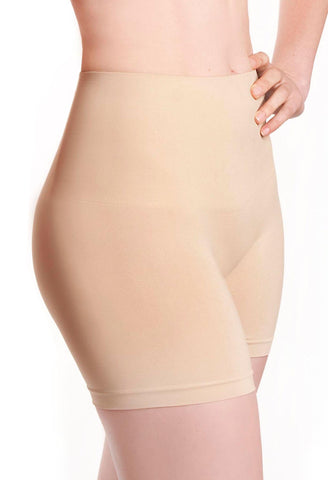 Seamless nude shaping shorts • B Free Intimate Apparel