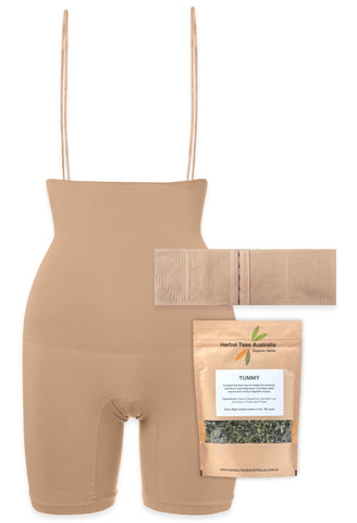 Hourglass Shaper + Tummy Tea Set