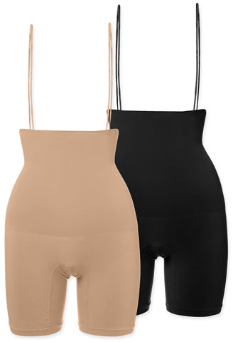 Ultimate Va-Va-Voom Hourglass Padded Hip + Booty Shaper Set