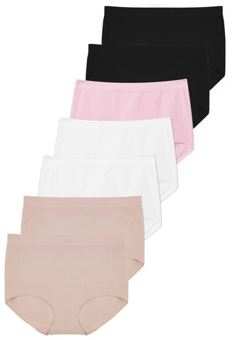 Travel Essential Anti-Chafing Cotton Shorts