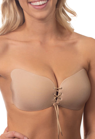 Padded Stick On Bra Set