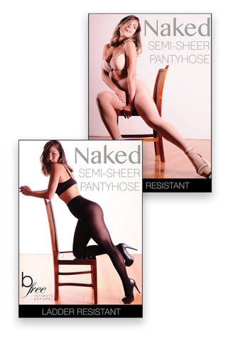 Naked Look Sockettes - 3 Pack