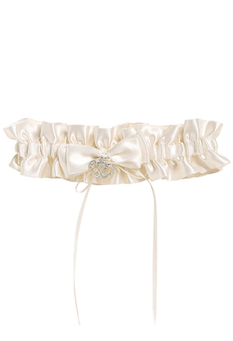 Bridal Garter Traditional Deluxe