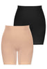 Anti-Chafing Shaping Shorts - 2 Pack