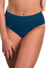 Travel Essentials - High Waist Women's Panties - Cotton Rich