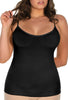 Curvy Sleek Body Camisole - 3 Pack