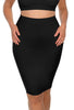 High Waist Slip Skirt