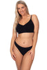 Bamboo Padded Bra & Bikini Set + Drawer Freshener Pack