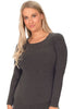 Ultra Soft Long Sleeve Thermal Top