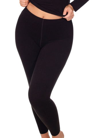 Invisible Edge Thermal Leggings