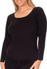 Invisible Edge Long Sleeve Thermal Top
