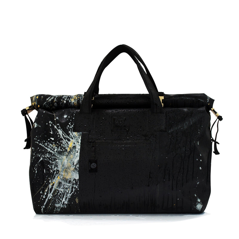 viciousvenom, duffel bag, hand luggage, carryall, travel bag, waterproof bag, dry bag, limited edition, luxury