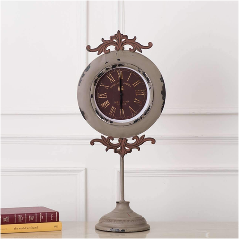Designer Table Clock - The Decor Kart