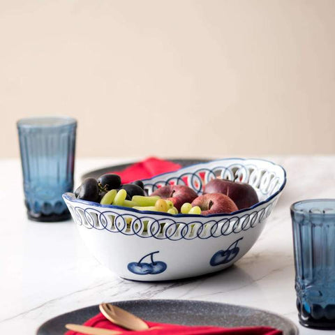 Decorative Fruit Bowls