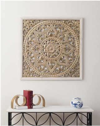 Decorative Wall Sculptures - The Decor Kart