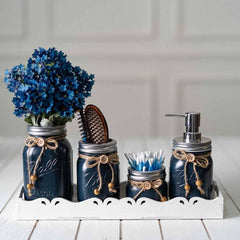 bath decor set