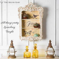 decorative display cabinet