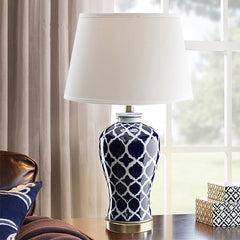 emperor ceramic table lamp