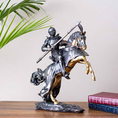 war horse statue home decor