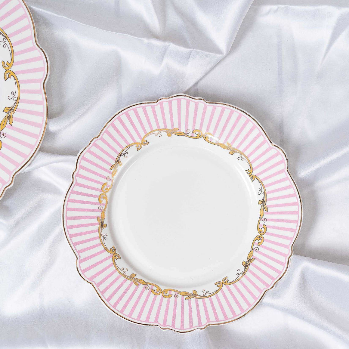 'Carnival' Side Plate - Pink
