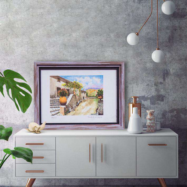 Beautiful Europe - Framed Art from Italy