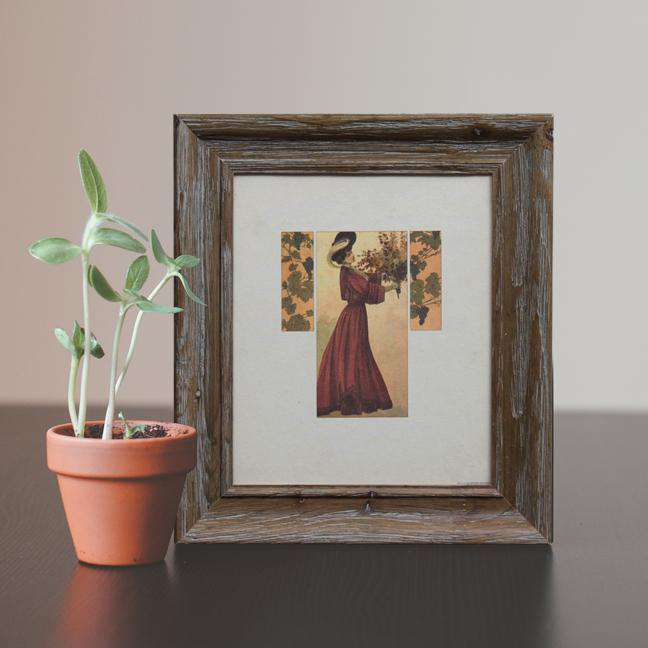 Anthophile - Framed Art Print
